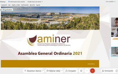Asistimos a la XI Asamblea General de Aminer.